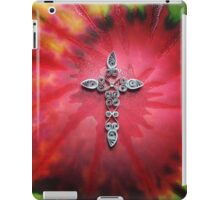 Psychedelic Cross iPad Case/Skin