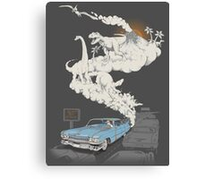 Fossils Refueled Canvas Print