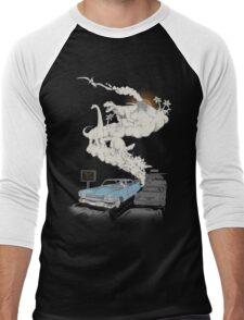 Fossils Refueled Men's Baseball ¾ T-Shirt