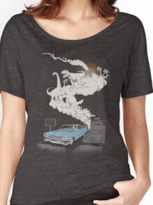 Fossils Refueled Women's Relaxed Fit T-Shirt