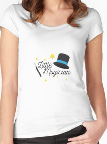 little magician Women's Fitted Scoop T-Shirt