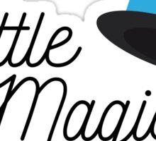 little magician Sticker