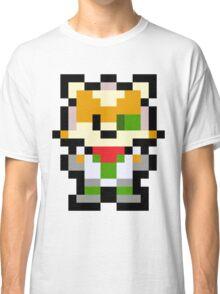 Pixel Fox McCloud Classic T-Shirt