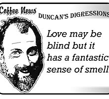 Duncan's Digressions 1 by vancoffeenews