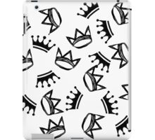 Crowns iPad Case/Skin