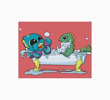 Kraken & Loch Ness in the Bathtub w/ BG Unisex T-Shirt