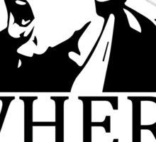 Where are the Turtles - Michael Scott Sticker