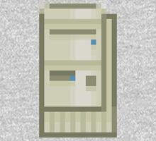 Pixel IBM Aptiva One Piece - Short Sleeve