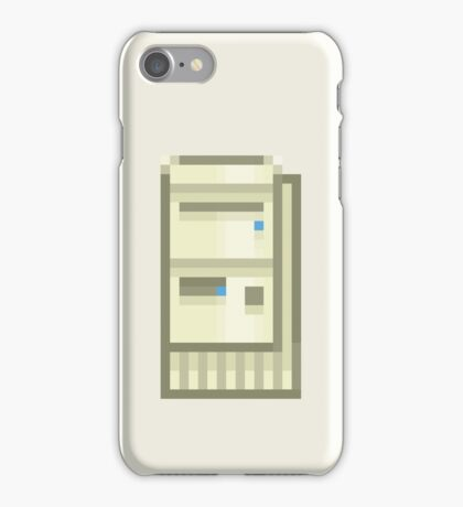 Pixel IBM Aptiva iPhone Case/Skin
