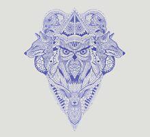 Blue Animal Ink Unisex T-Shirt