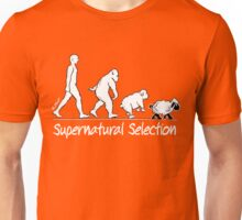 Supernatural Selection (Dark backgrounds) Unisex T-Shirt