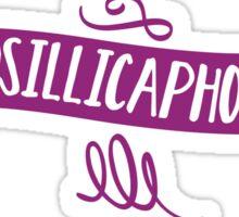 Cenosillicaphobiac - Angst vor leeren Gläsern Sticker