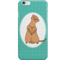 Cute ferret iPhone Case/Skin