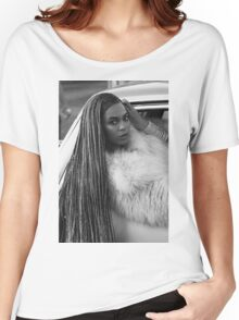 Ok ladies, now let's get in formation!  Women's Relaxed Fit T-Shirt