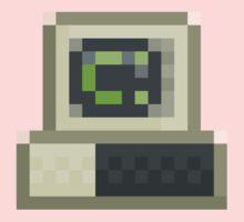 Pixel IBM PC Kids Tee