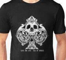 moInk - Ace of Spades Unisex T-Shirt