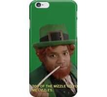 Turk--Top of the Mizzle to you me Lizzles iPhone Case/Skin
