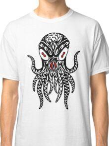 Tribal Cthulhu Classic T-Shirt