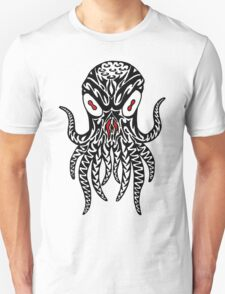 Tribal Cthulhu Unisex T-Shirt