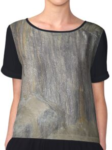 Wet rock Chiffon Top