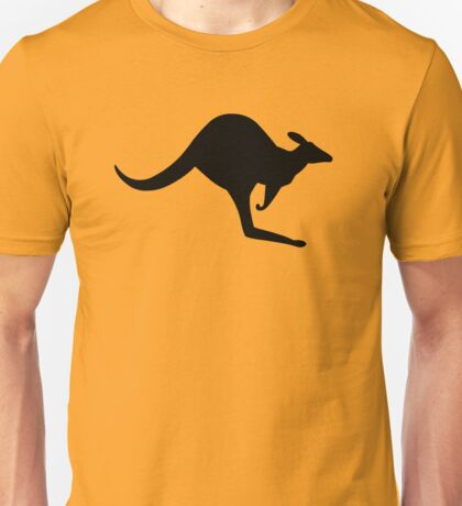 Australian Kangaroo Unisex T-Shirt