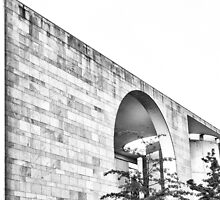 back side of Bundeskanzleramt (Berlin) by novopics