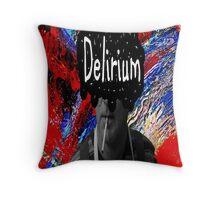 Bill Murray's Delirium Throw Pillow