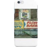 Manchester building study 3 iPhone Case/Skin