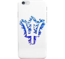 Trident & Flowers - Percy Jackson iPhone Case/Skin