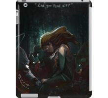 Can You Feel It? iPad Case/Skin