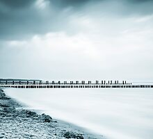 Baltic Sea, Zingst, Germany by novopics