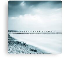 Baltic Sea, Zingst, Germany Canvas Print