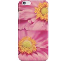 Anemone Diptych iPhone Case/Skin