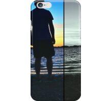 edge of the earth iPhone Case/Skin