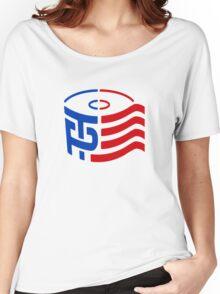 TP Trump Logo Women's Relaxed Fit T-Shirt