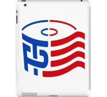 TP Trump Logo iPad Case/Skin