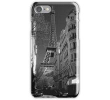 Paris - I Was In Paris iPhone Case/Skin