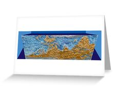 Europe Down Under Greeting Card