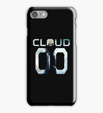 <FINAL FANTASY> Cloud 00 iPhone Case/Skin