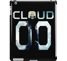 <FINAL FANTASY> Cloud 00 iPad Case/Skin