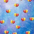 BALLOONS PATTERN by Tammera