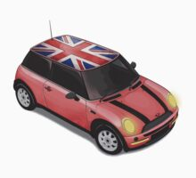 Mini Cooper Design by UncleHenry
