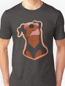 Rottweiler Shades Unisex T-Shirt