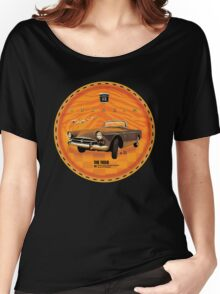 Sunbeam Tiger V8 vintage classic british car Women's Relaxed Fit T-Shirt