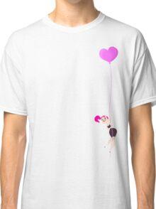 Mitzi Heart Balloon Classic T-Shirt