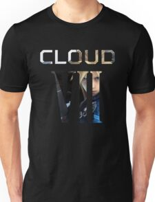 <FINAL FANTASY> Cloud VII Unisex T-Shirt
