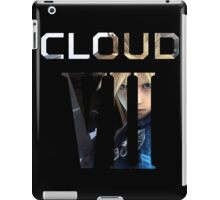 <FINAL FANTASY> Cloud VII iPad Case/Skin