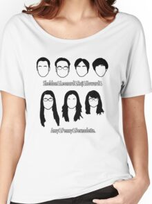 Everyone - Big Bang Theory Women's Relaxed Fit T-Shirt