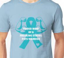 Proud Mom Strong POTS Unisex T-Shirt