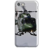 Army Lynx iPhone Case/Skin